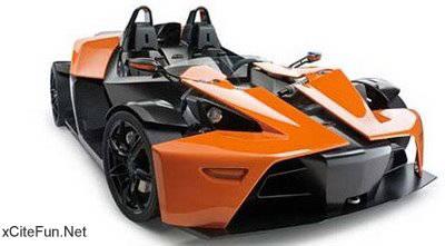 Ktm X Bow New Lightweight Sports Car