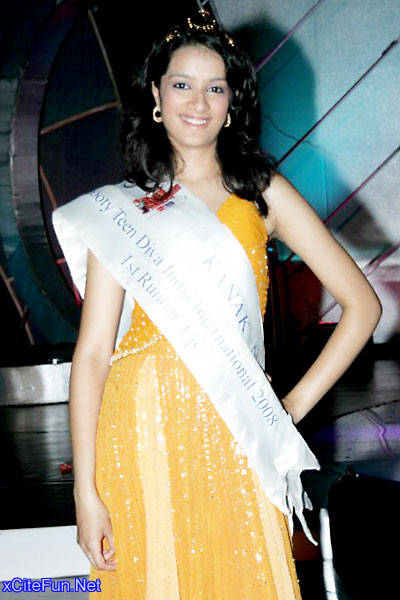 Scooty Teen Diva India International 2008 Contestants