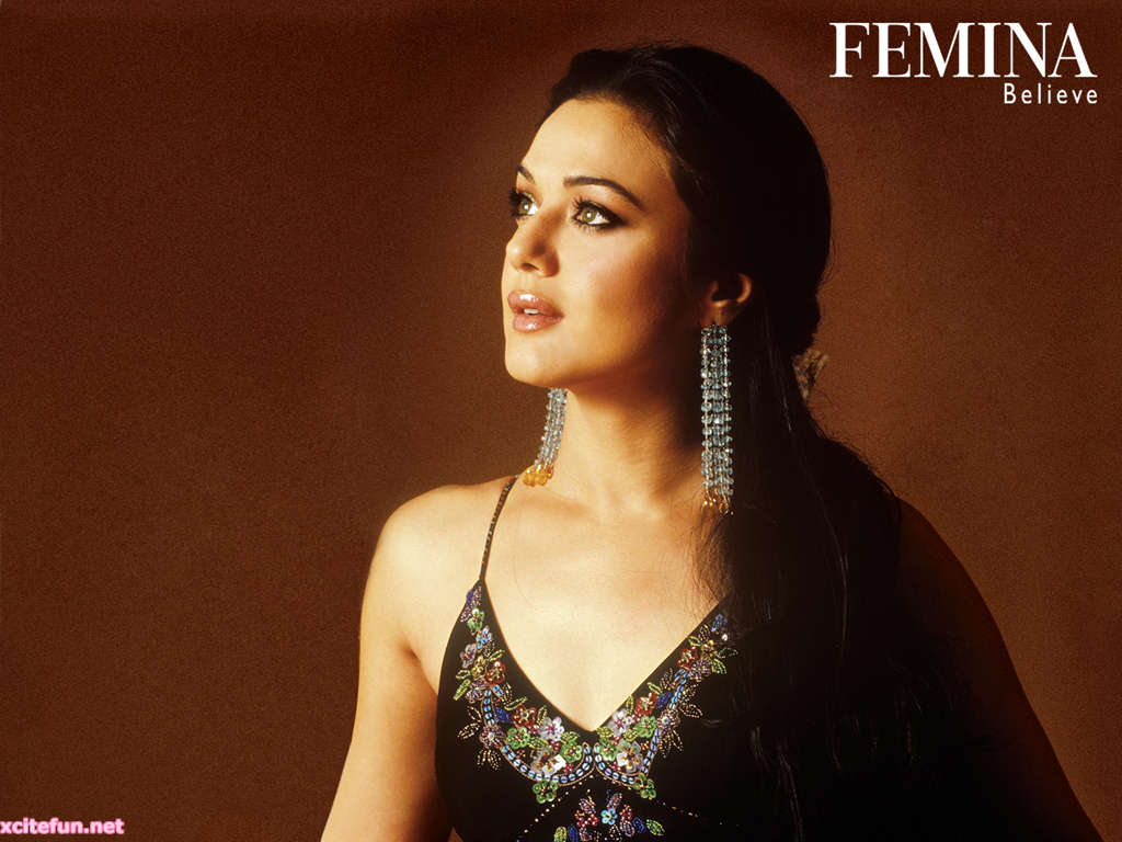 Femina Believe Photo Shots Shines The BollyWood Beauties