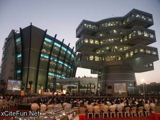 Infrastructure on boom superb buildings in india for Multinational architectural firms in bangalore