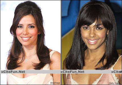 eva longoria look alike