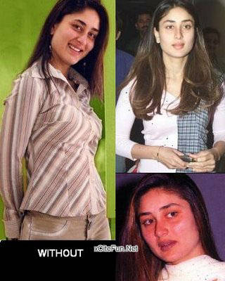 kareena kapoor without makeup. Without MakeUp Clean Look