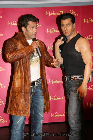 BollyWood Celebs and Their Wax Statue at Madame Tussauds