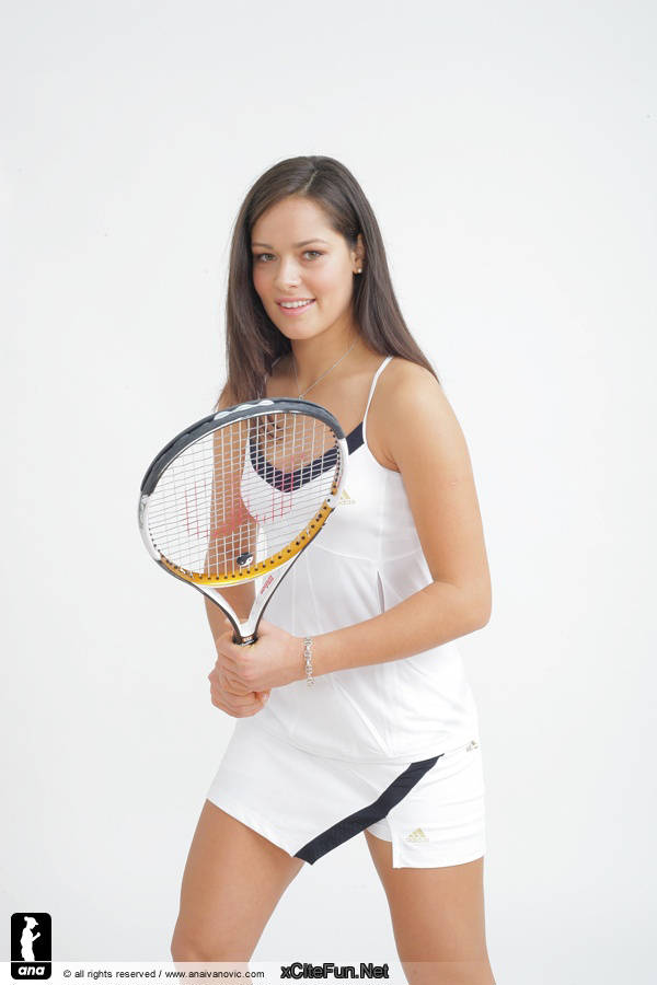 Ana ivanovic tenista y modelo Serbia
