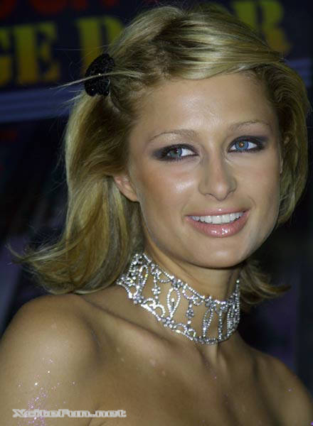 Paris Hilton in Action