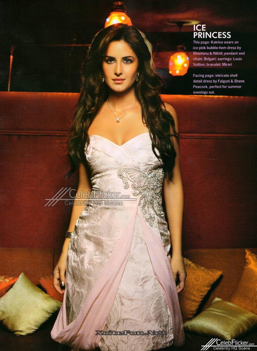 Katrina Kaif Style Snapper At Cover Page Of Cosmopolitan