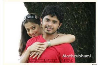 SreeSanth Stuck By South GirlFriend Starring in South Movie
