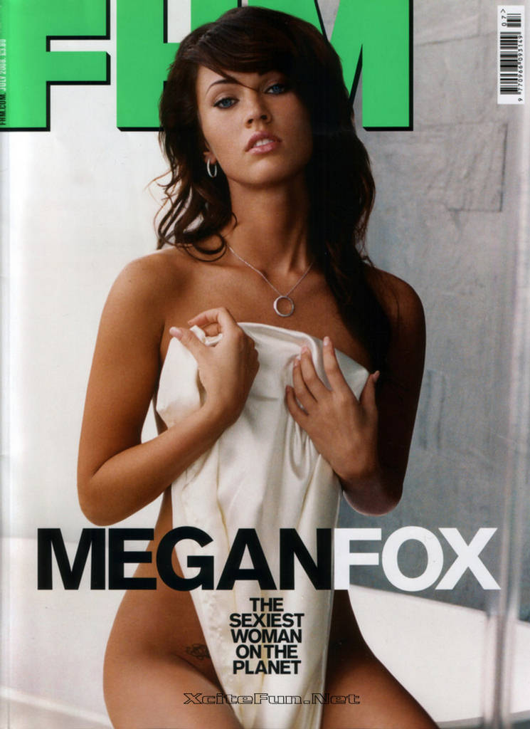 megan fox fhm 2007