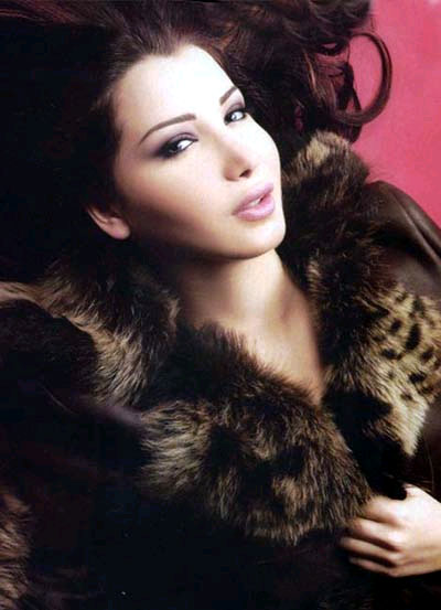 Nancy Ajram Most Effervescent of Arab Sex Kittens