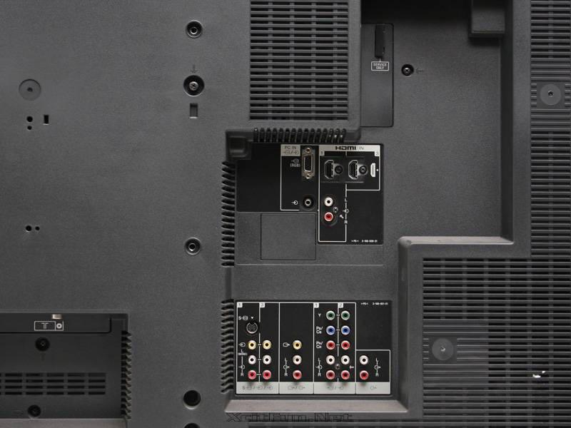 Sony Bravia Klv-46x350a 46-inch Screen Job Hdtv