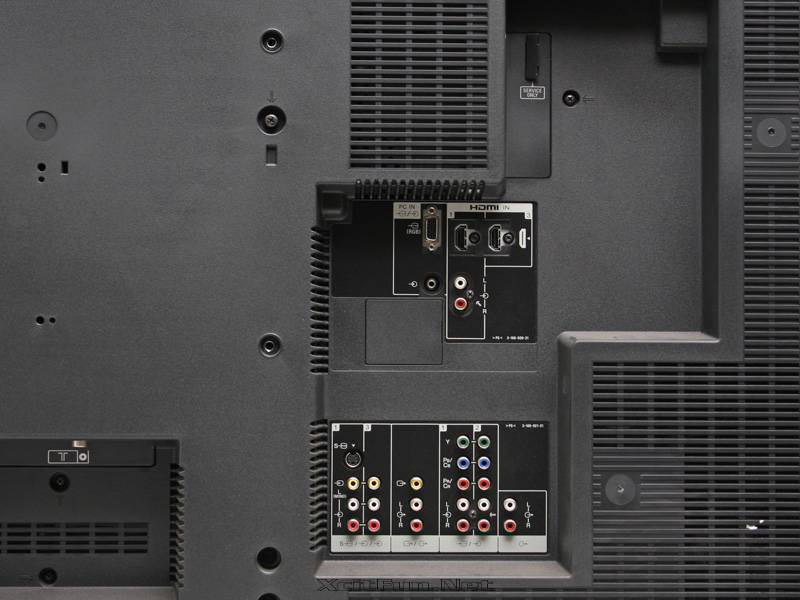 Sony Bravia KLV-46X350A 46-inch Screen Job HDTV - XciteFun net