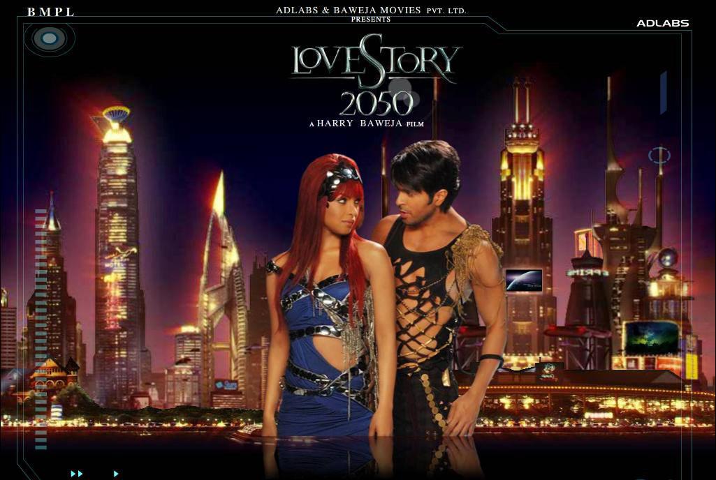 Lovestory 2050 the movie