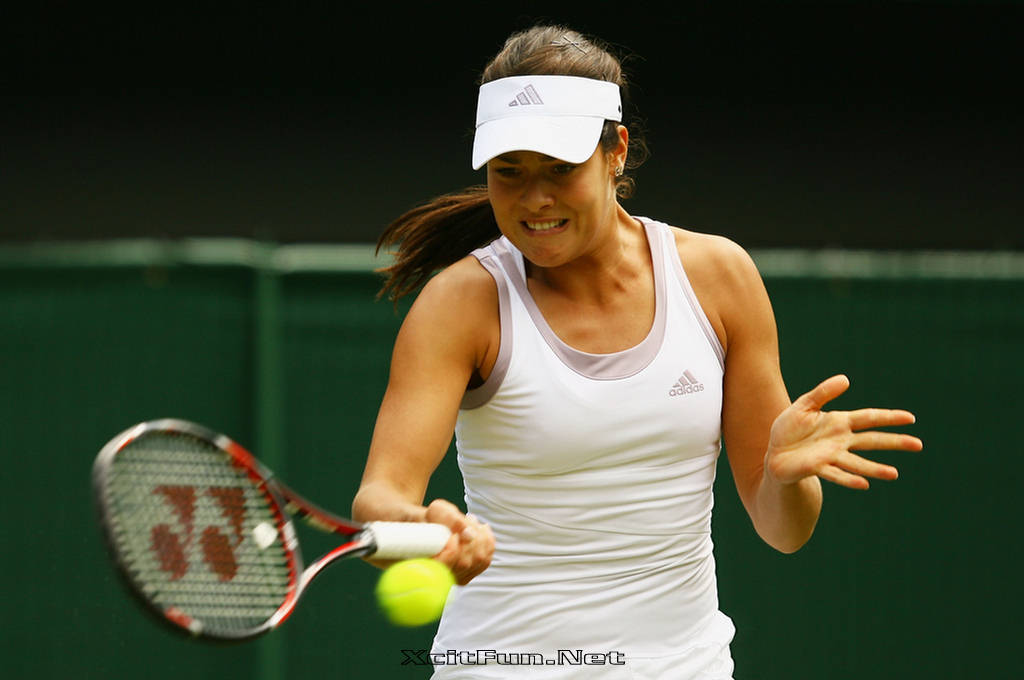 ana ivanovic wallpapers. Ana Ivanovic Serbian Tennis