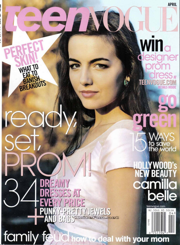 VICTORIA JUSTICE in Teen Vogue Magazine, October 2012