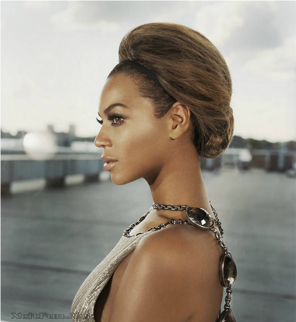 Beyonce Knowles The Dream Girl Photo Shoot By Tony Duran