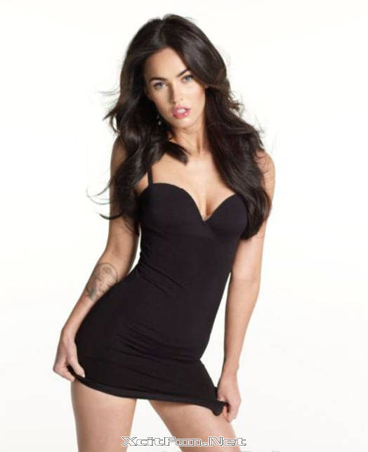 Megan Fox Revealing Her Luscious Body in Rolling Stone Magaz