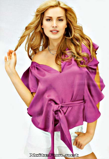 Petra Nemcova Glowing with Joy  Joy Magazine Photo Shoot