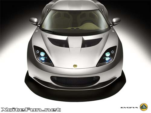 Lotus Evora 22 Coupe Sports Car Powered By 35L V6