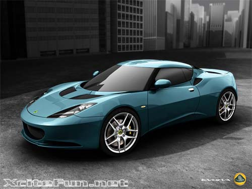 Lotus Evora Coupe Sports Car Powered By L V XciteFunnet - Coupe sports cars