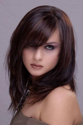 مدل مو شینیون | www.fashionmodel.mihanblog.com