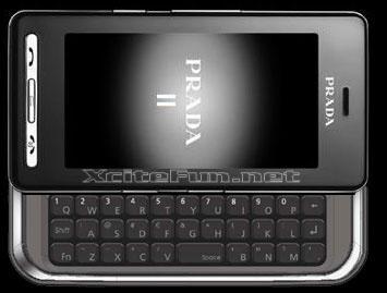 LG Prada II 5-MegaPixel Camera Phone