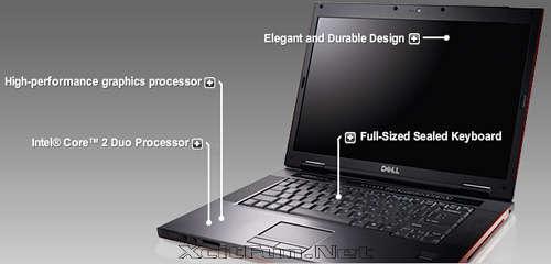 Vostro 2510 Dell Vostro 2510 Notebook