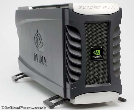 Coolest Graphics Card Standalone Quad Core VGA by Nvidia