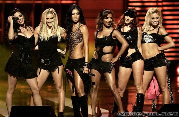 The Pussycat Dolls - The Paul OGrady
