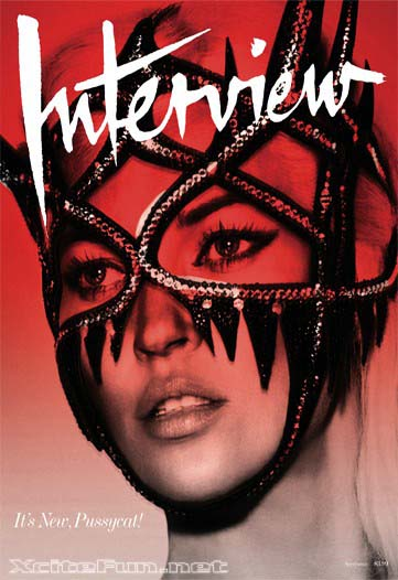 Kate Moss Catty Cover Girl