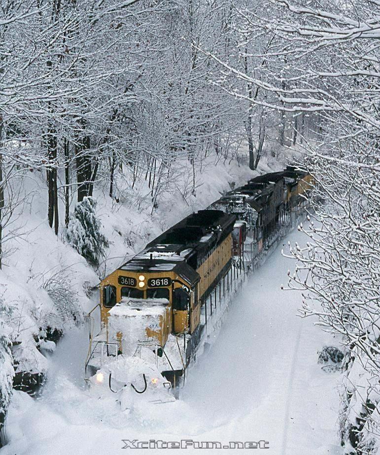 9862xcitefun train 5 - Train