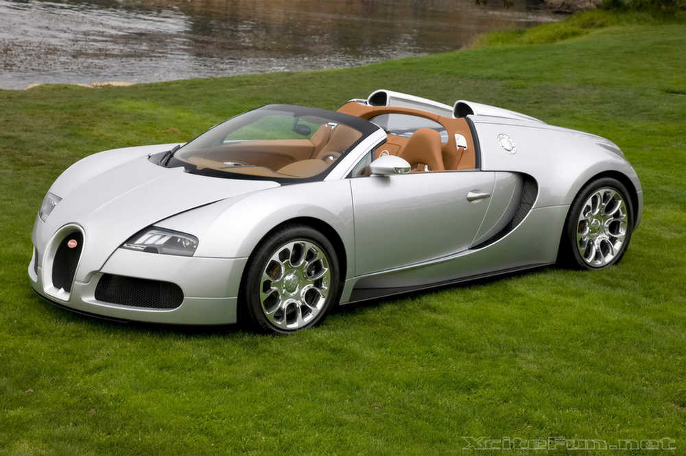 bugatti veyron 16 4 grand sport world s fastest roadster. Black Bedroom Furniture Sets. Home Design Ideas