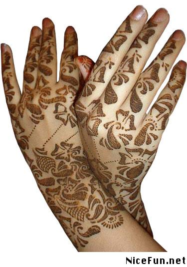 Beautiful Mehandi DesignSpecially For Girls