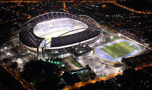 11129xcitefun 12 biggest stadium - World Biggest, Tallest, Highest, Longest, Widest,