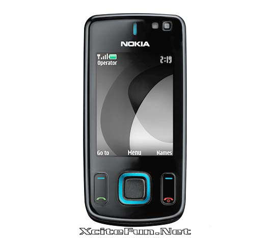 Nokia 6600 Smallest Slider Mobile Phone - First Look Reviews : Mobile ...