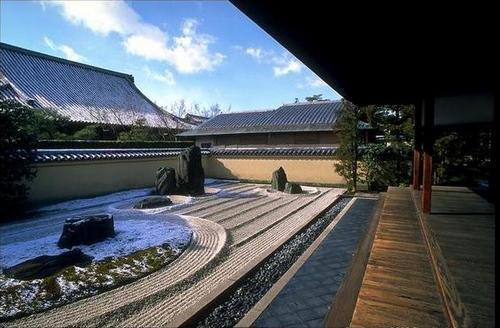 شاهد الحدائق الجافة باليابان