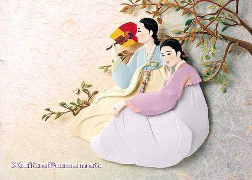 korean paintings