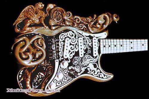 dating fender guitarws