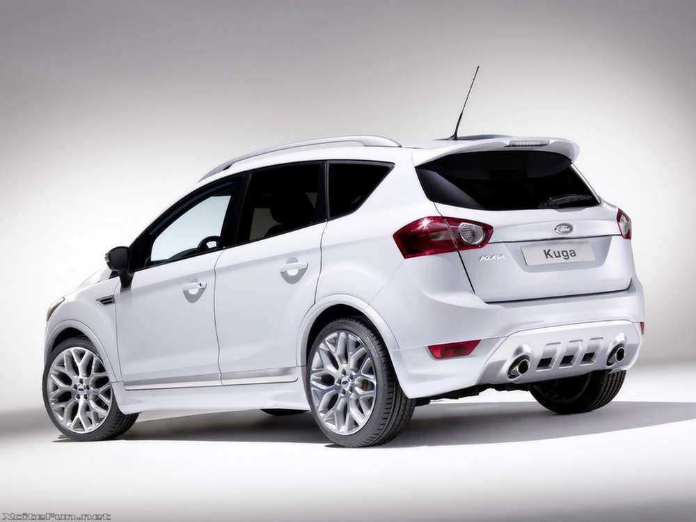Image Result For Ford Kuga Body Kit