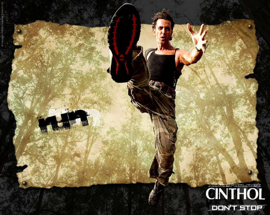 Hrithik Roshan Newborn Wallpapers From Cinthol Ad