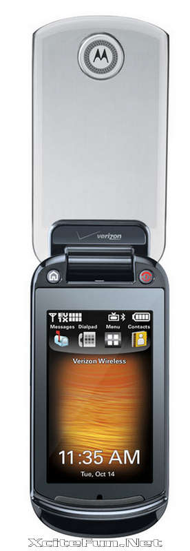 Motorola Verizon Krave ZN4 Touchscreen Phone  Reviews