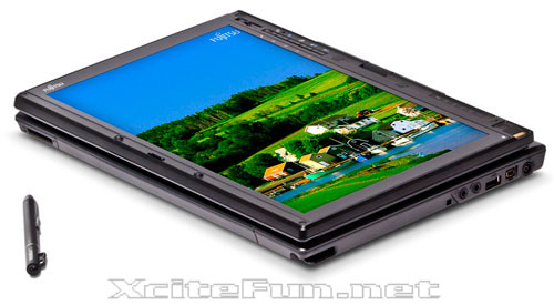 Fujitsu 121inch LifeBook T2020 Convertible Tablet NoteBook