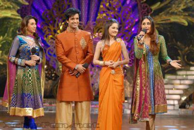 Kapoor Siblings: Sets The Stage Afire - Nach Baliye 4 ...