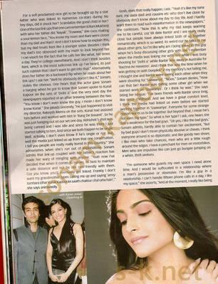 sonam kapoor exclusive picture for filmfare magazine