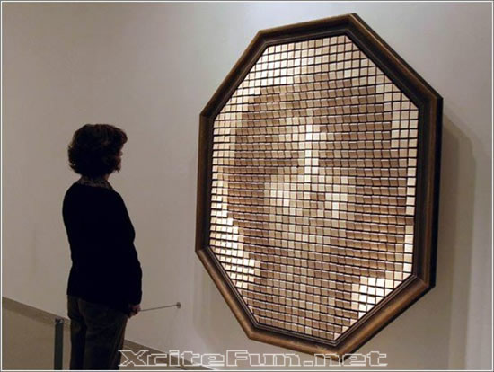 Incredible Wooden Mirror: Super Cool Gadget