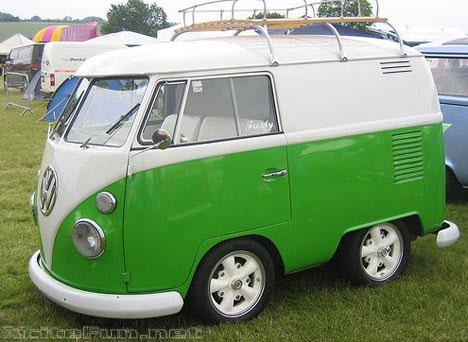 Volkswagen Van - Beetle Car: Next Fashion In The Streets - XciteFun.net