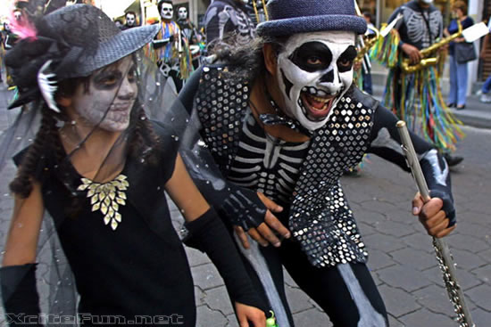 Mexican Halloween Mexican Halloween Event The