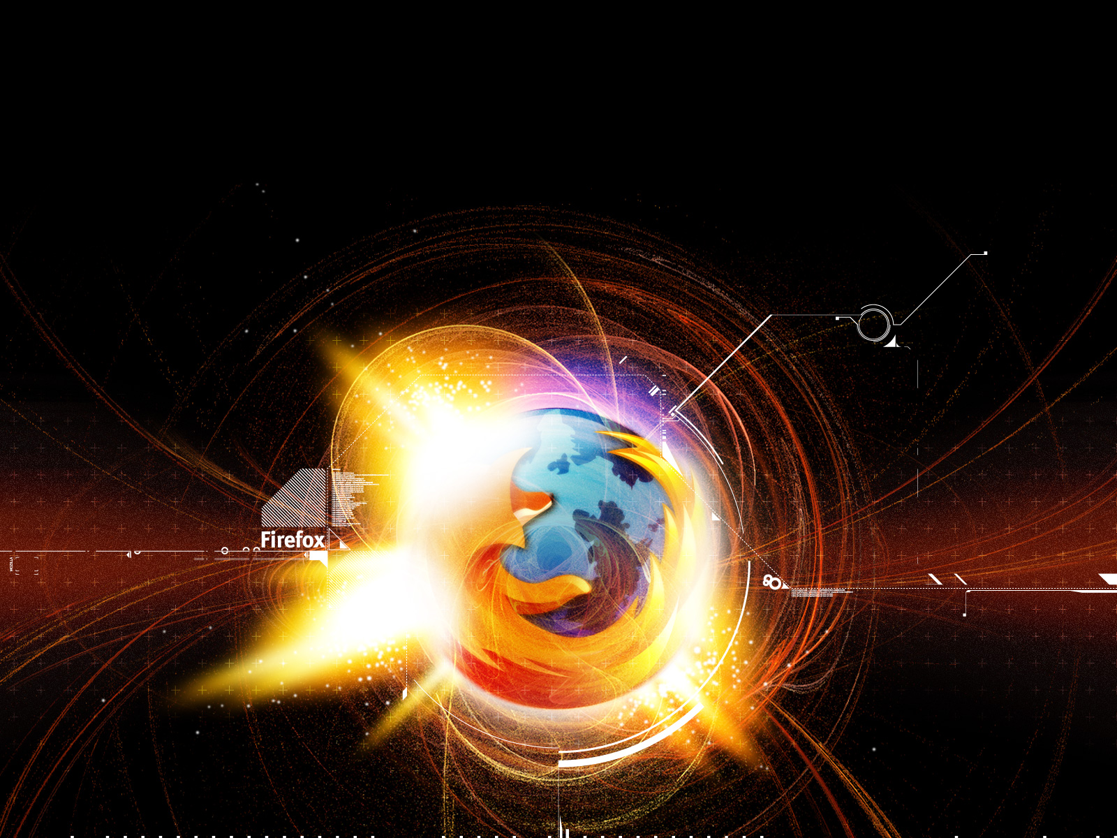 WALLPAPER MOZILLA FIREFOX