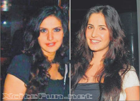 Zarina Khan n Katrina Kaif Dual Picture Revealed Get It Now