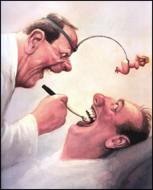 teeth ache