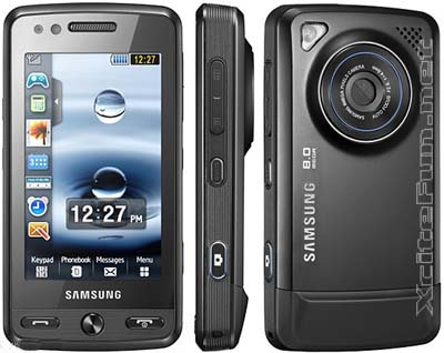 Samsung Pixon T929 Leica 8MP Camera Phone  Revised